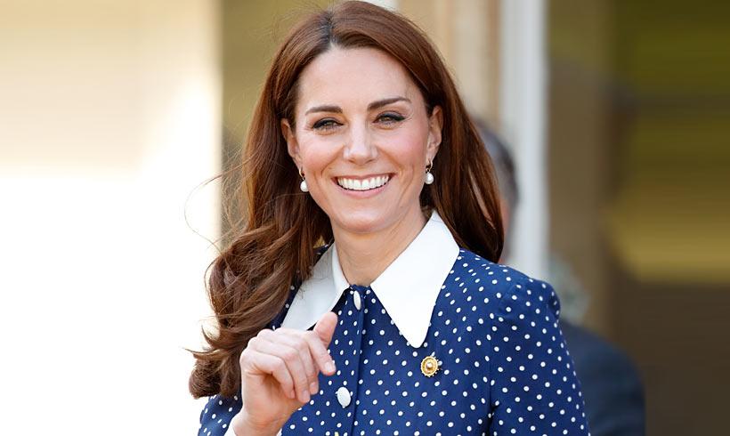 ¿Y si los looks de Kate Middleton fueran idea de esta estilosa actriz?