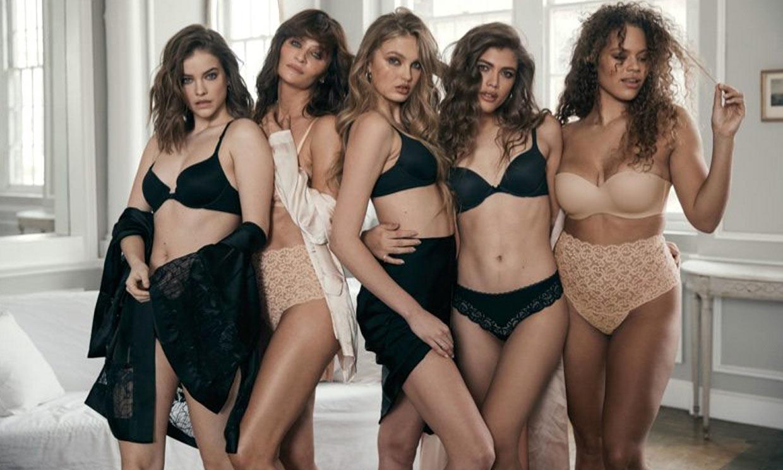 Victoria's Secret hace historia con su campaña más inclusiva