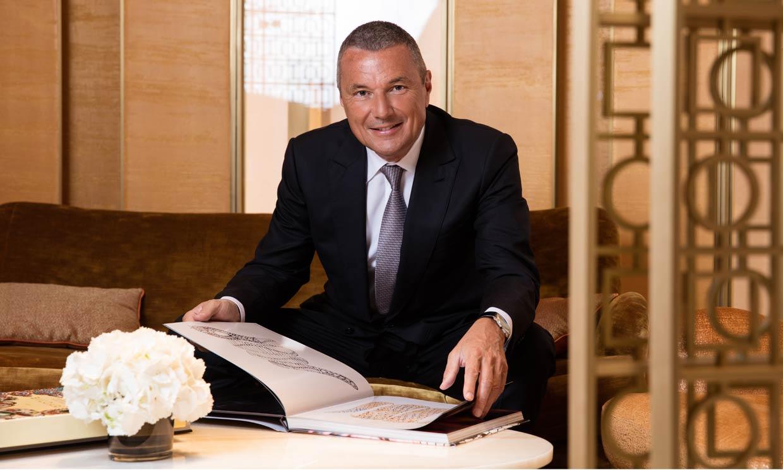 Jean-Christophe Babin, CEO de Bvlgari: 'moda y creatividad ayudarán a que la economía se reinicie'