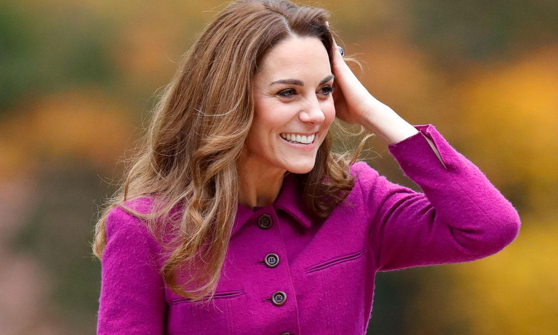 El gran éxito de Kate Middleton: su vestidor 'arcoíris'