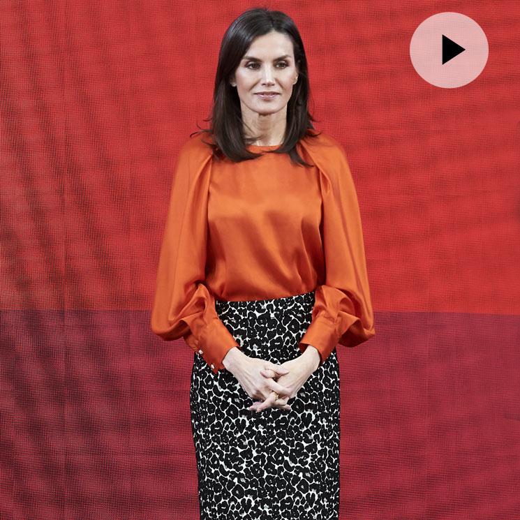 De Zara a Mango: las firmas asequibles que adoran doña Letizia y otras 'royals'