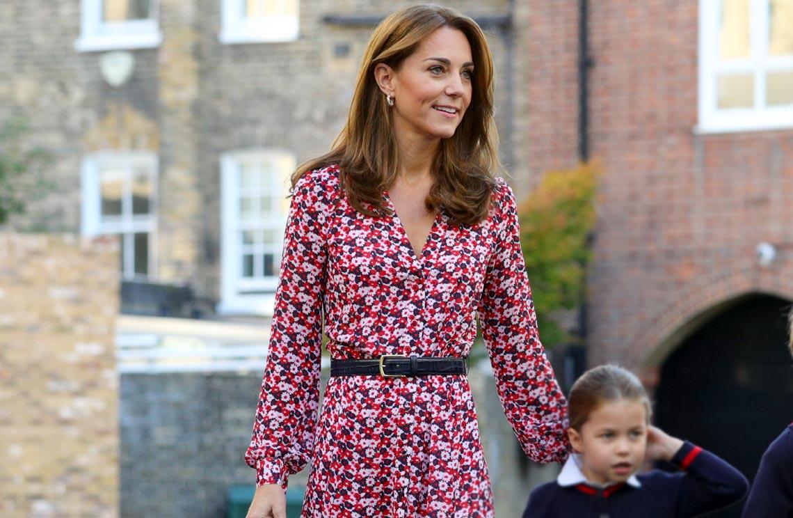 La colección de vestidos de Kate Middleton que también han llevado estrellas de Hollywood