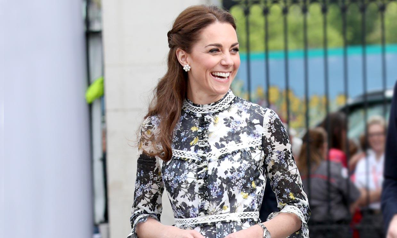 Kate, la 'royal' que se diferencia con sus apuestas florales: de gala, bohemio o con truco