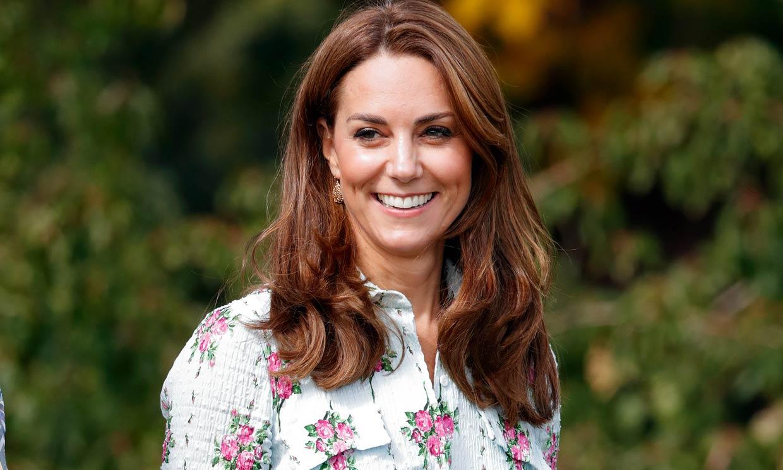 El acierto de Kate en su aparición sorpresa: el vestido floral 'Anouk'