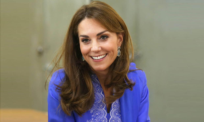 Vuelven los tacones cómodos de Kate Middleton por 19€