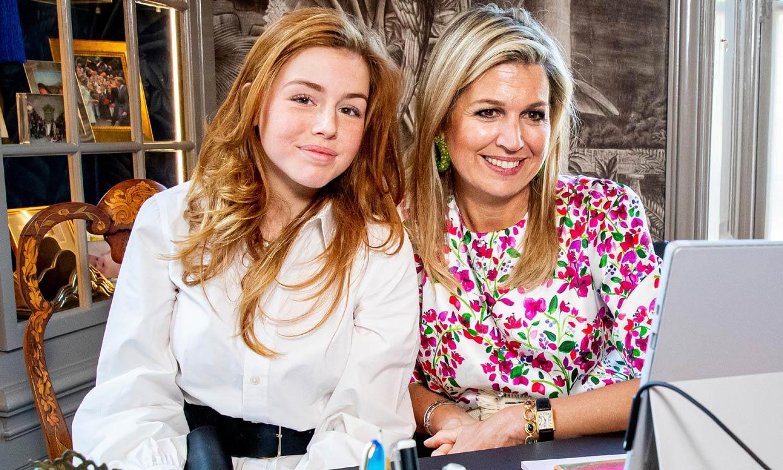 Alexia de Holanda se afianza como icono de estilo 'royal'