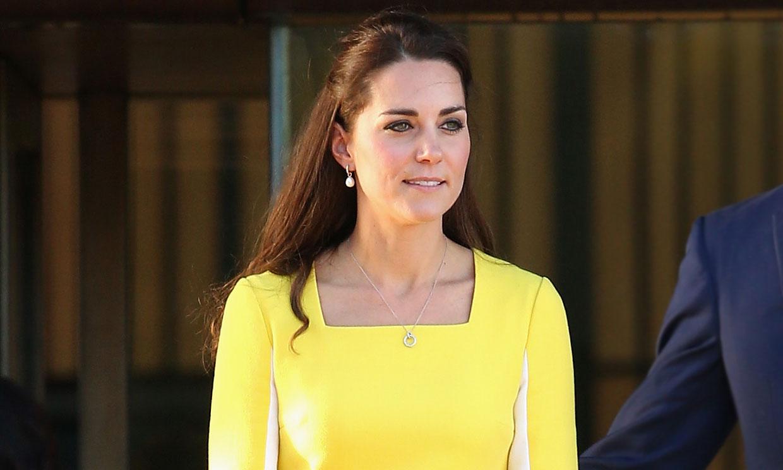 ¿Por qué ha reciclado Kate su vestido amarillo que conquistó a la crítica hace 6 años?