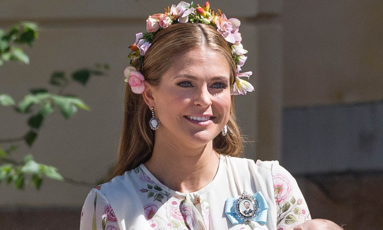Los simbólicos looks de Magdalena y sus hijos en el Día Nacional de Suecia