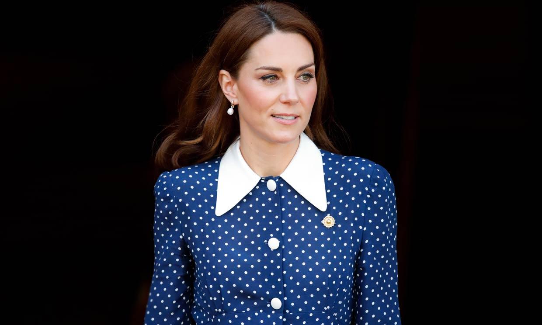 ¿Vestido o camisa? El misterioso look de Kate Middleton que despista a sus fans