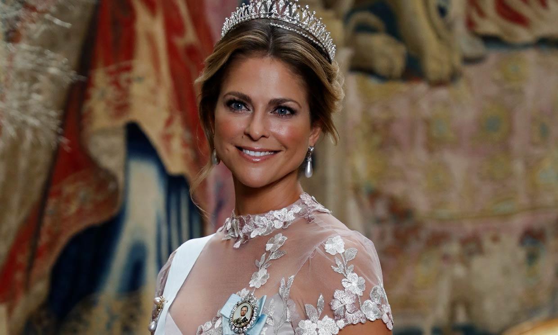 Magdalena de Suecia cumple 38 años: recordamos sus mejores vestidos de gala