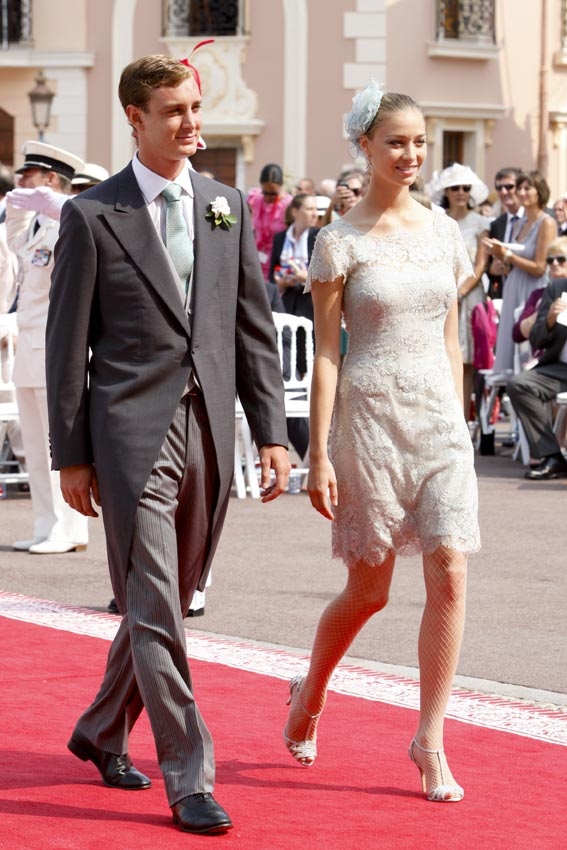 Pierre y Beatrice Borromeo