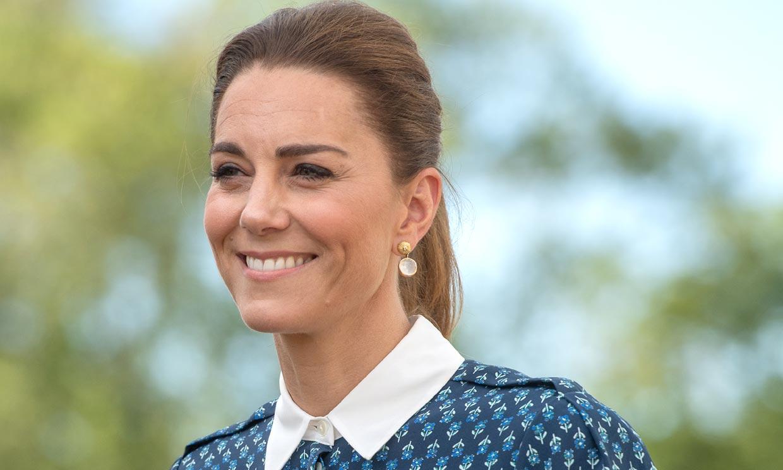 Kate estrena el vestido rebajado (y con guiño a Diana) al que estaba destinada