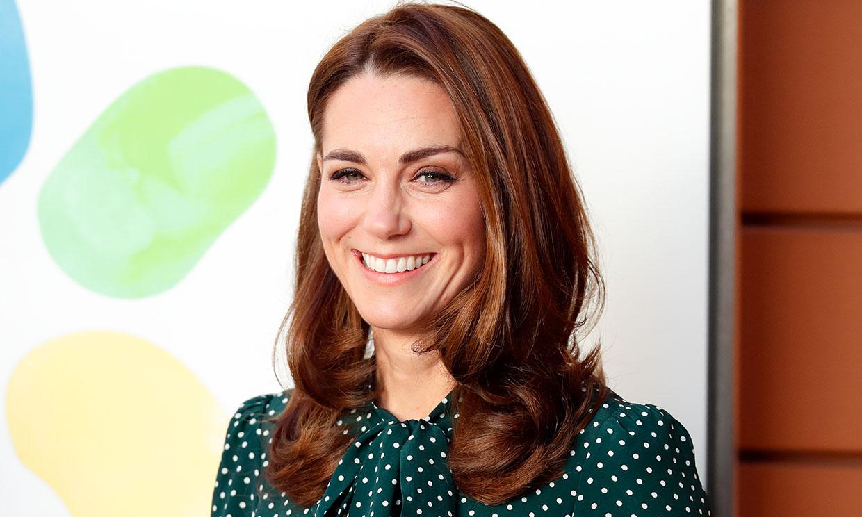 Kate Middleton supera su último reto de estilo: estrenar un vestido de invierno en julio