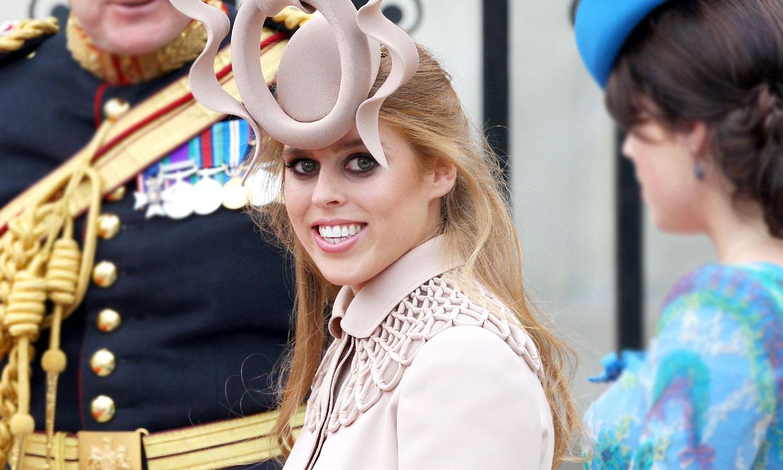 El guiño de Beatriz de York a Kate Middleton en el día de su boda