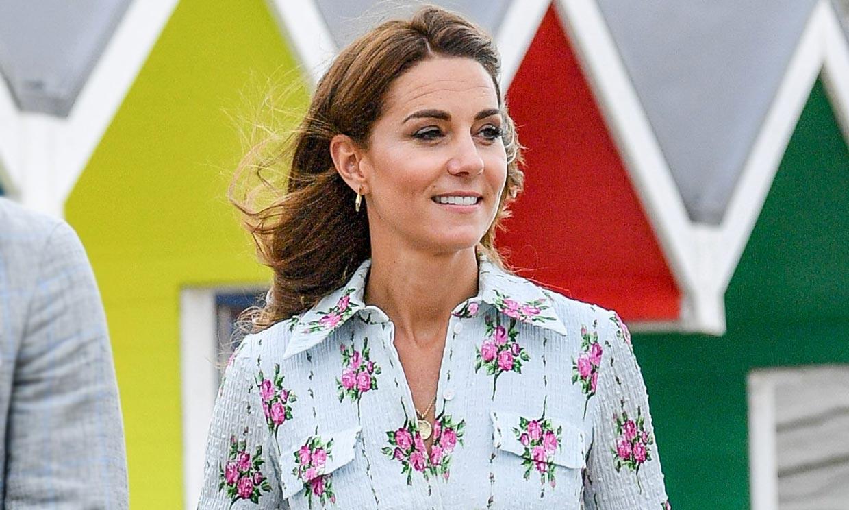 Más moderna, Kate estrena en su último lookazo con alpargatas españolas