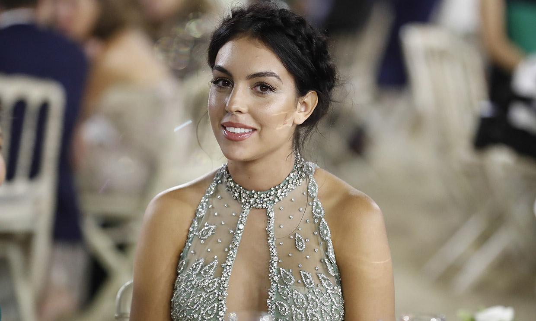 ¿Georgina Rodríguez o Cenicienta? La modelo se convierte en princesa Disney por una noche