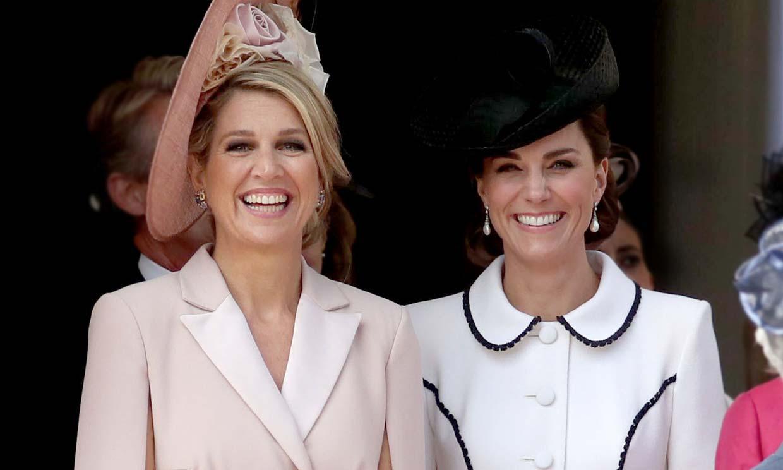 Aprobados por las 'royals': tacones supercómodos para aguantar horas de pie