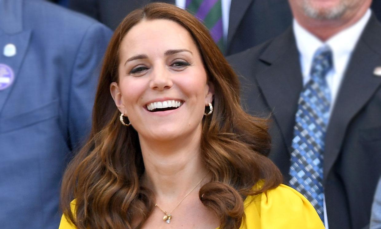 Kate recupera un vestido italiano de hace 2 años y amplía su colección de compras rentables