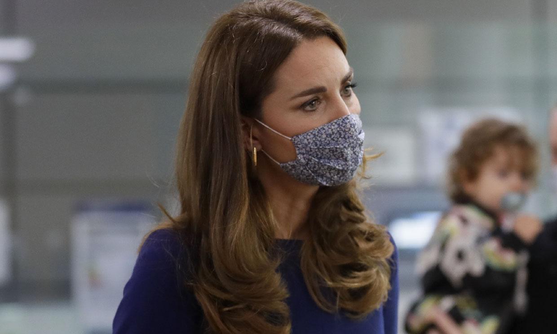 El regreso de 'Kate': el vestido estrella de la duquesa de Cambridge para marcar cintura