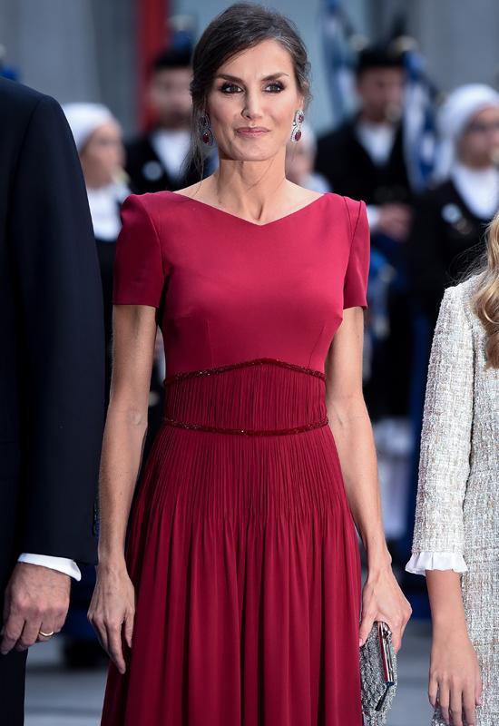 Premios Princesa de Asturias 2016: La reina Letizia y su