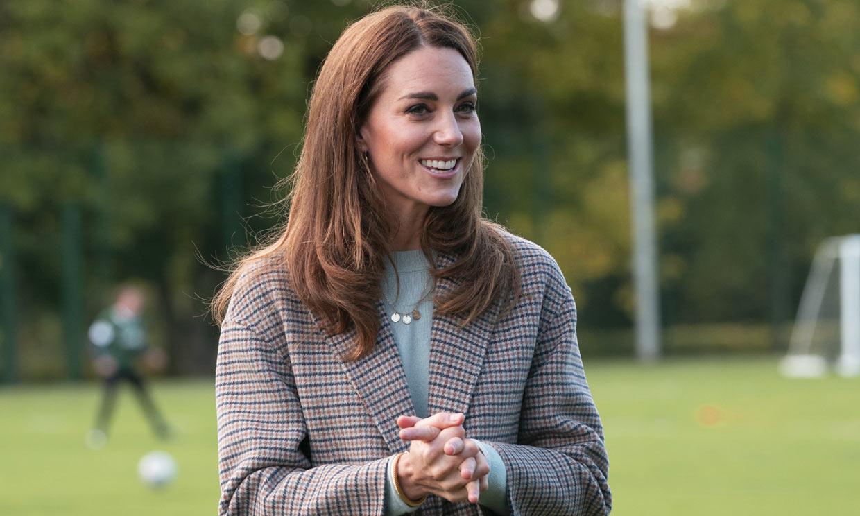 Desveladas las prendas asequibles que lleva Kate Middleton en sus planes privados