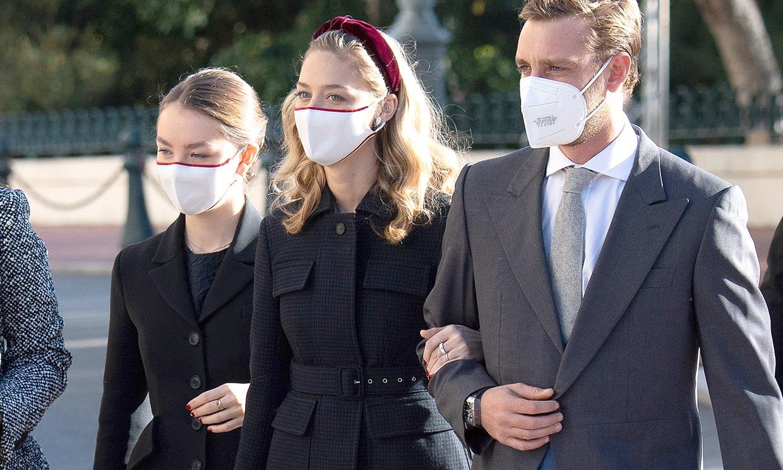 La influencia de Kate Middleton en el look con efecto 'fit' de Beatrice Borromeo