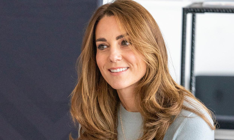 Kate Middleton amplía su armario 'working' con el traje que permite ahorrar en ropa