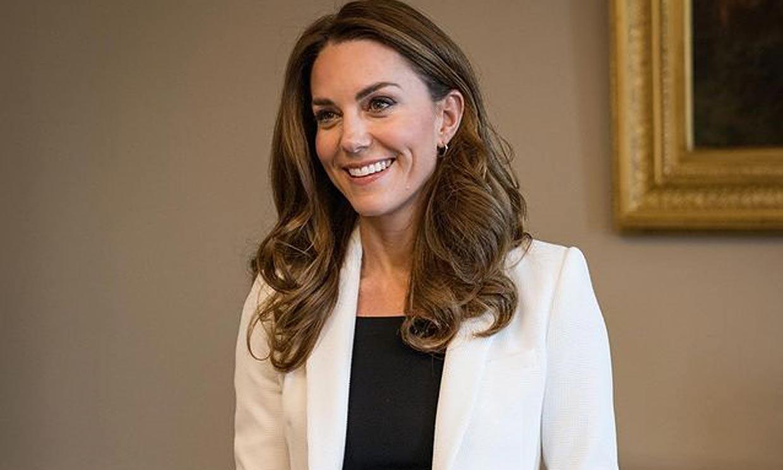 Kate Middleton recupera el vestido que comparte con su madre desde hace 10 años