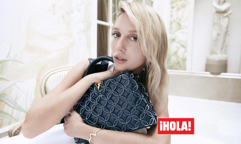 La princesa Olympia de Grecia consolida su exitosa carrera como modelo