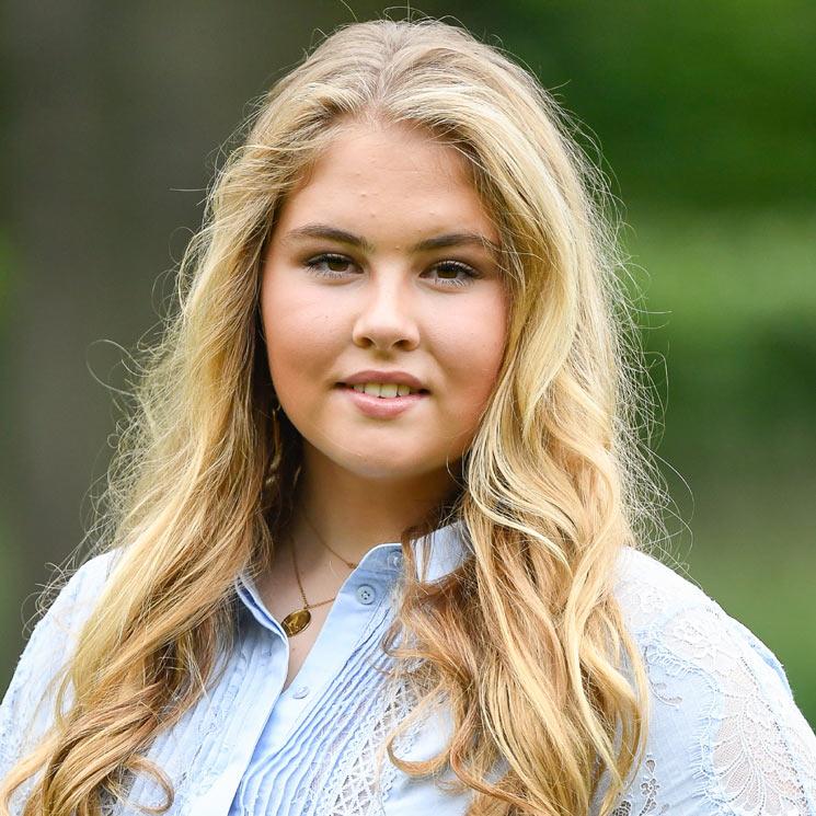 El estilo de Amalia de Holanda al cumplir 17: pasión por los tacones y guiños a su madre