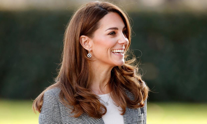Kate Middleton sigue los pasos de doña Letizia con sus últimos looks de trabajo