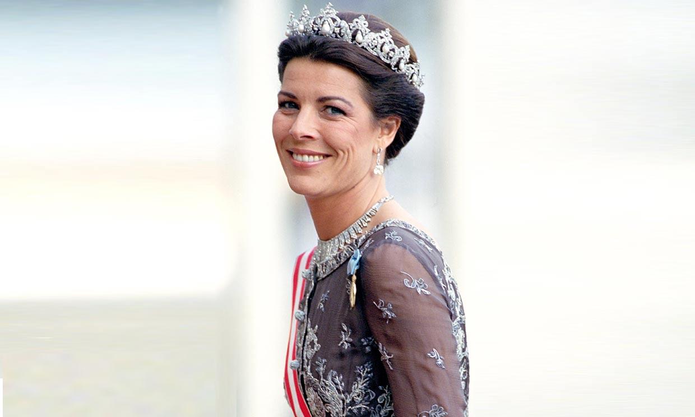 Recordamos los 10 vestidazos de gala más impactantes de Carolina de Mónaco