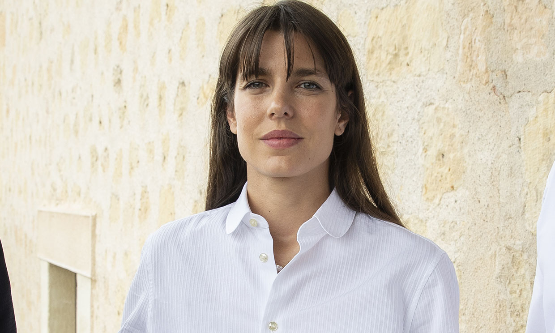 Carlota Casiraghi se inspira en el armario 'vintage' de su tía Estefanía de Mónaco
