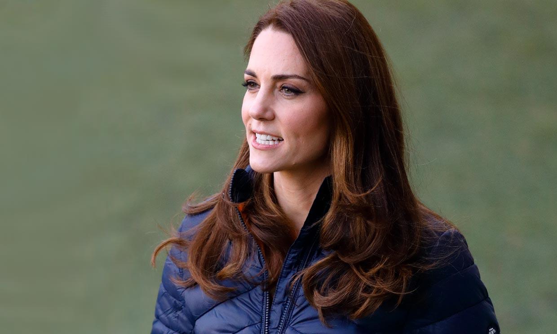 Kate Middleton rescata sus básicos favoritos de invierno para una decisión sin precedentes