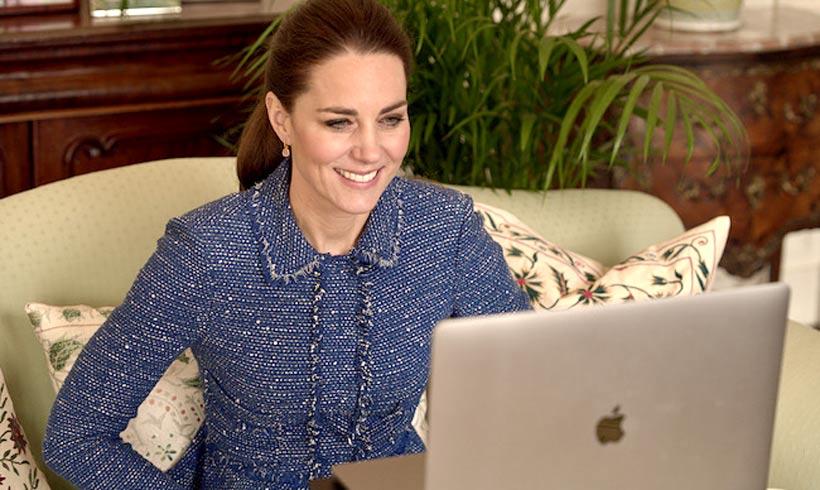 La curiosa historia tras el conjunto de 'tweed' que ha reciclado Kate Middleton