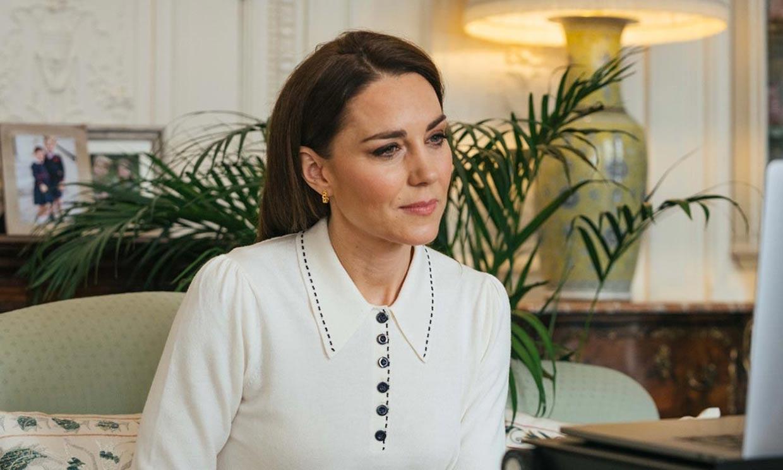 El 'efecto Kate' nunca se fue: la Duquesa agota su nuevo jersey en unas horas