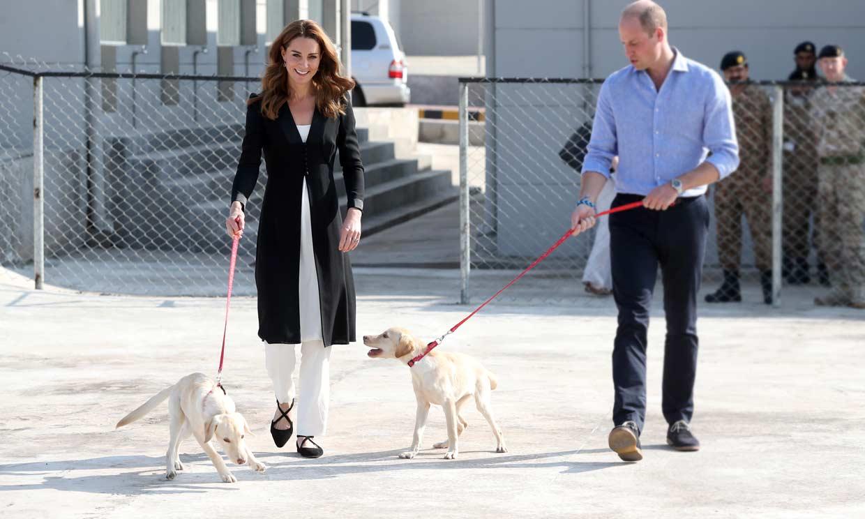 Los trucos de Kate Middleton para parecer más alta sin taconazos