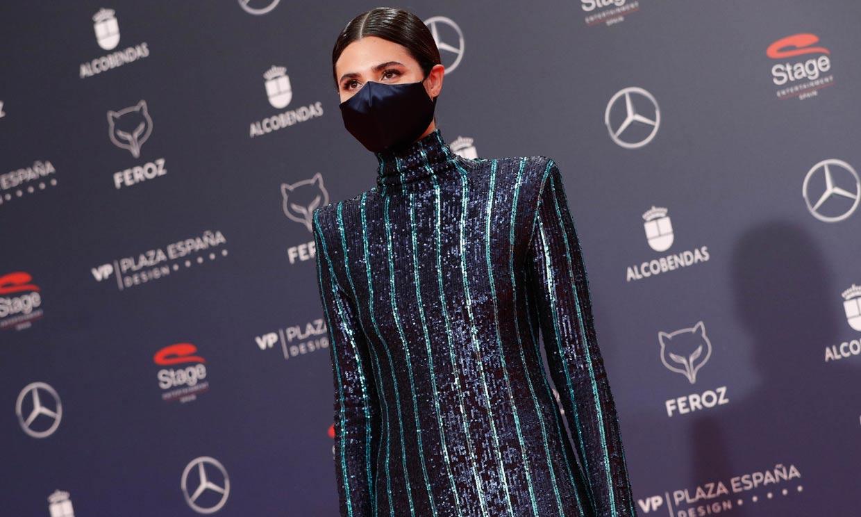 La influencia del vestido más cañero de doña Letizia sobre la alfombra roja