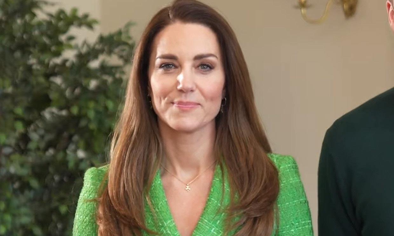 Kate Middleton se compra en Zara la 'blazer' de 50 euros que ya han agotado las españolas