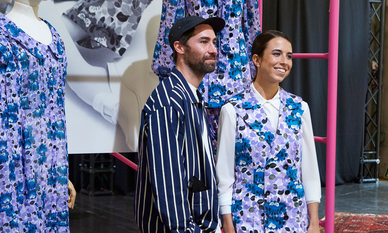 Laura Corsini y Juan Vidal quieren que te inspires en Twiggy al vestir esta primavera