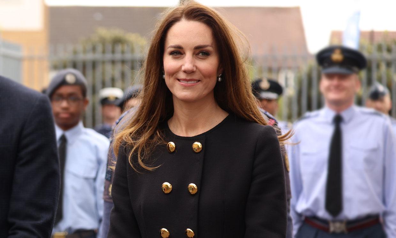 La historia del abrigo italiano de Kate que estaba predestinado para ella