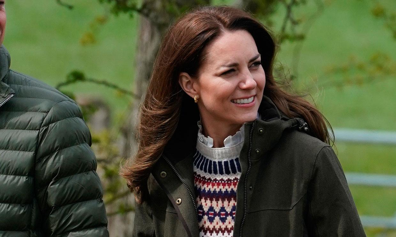 Kate recupera sus botas 'made in Spain', sus favoritas desde hace 17 años