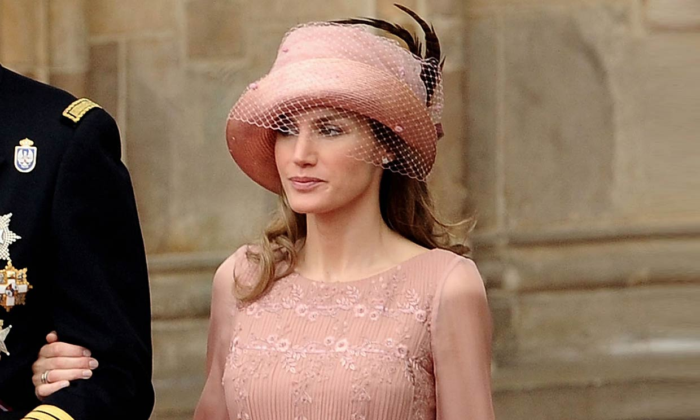 De doña Letizia a Máxima: así vistieron las invitadas a la boda de los duques de Cambridge