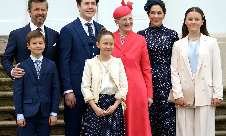 De Josephine a Alexia: la moda española conquista los armarios de las jóvenes 'royals'