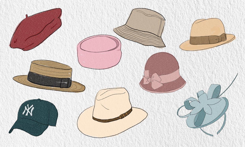 9 sombreros con historia que nunca pasan de moda