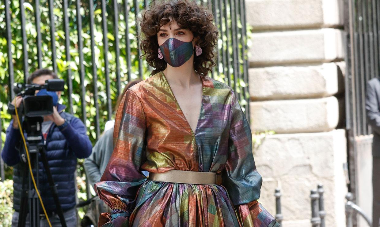 El triunfo del 'made in Spain' entre las invitadas a la boda de los Condes de Osorno