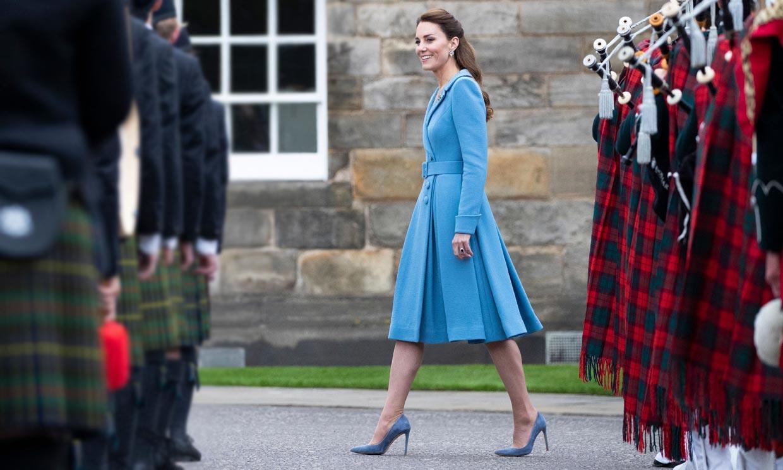 La maleta de viaje de Kate Middleton de la que todo el mundo sigue hablando