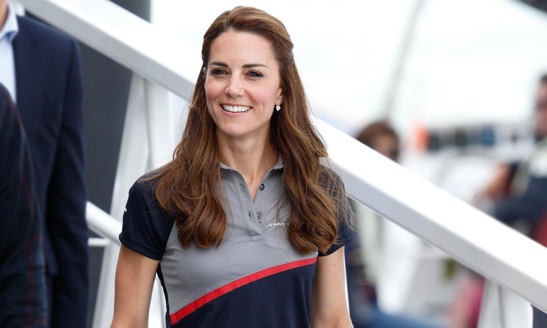 Kate Middleton, una 'royal' que triunfa en vaqueros y sabe cómo combinarlos