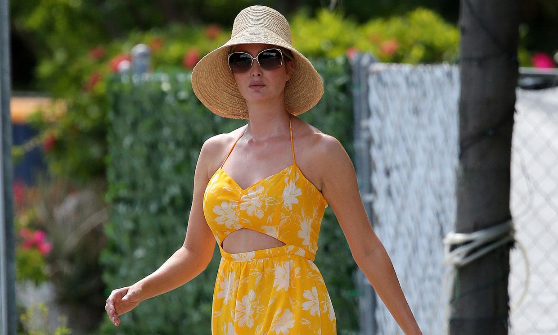 Ivanka Trump reafirma su cambio de imagen fijándose en las 'royals' más jóvenes