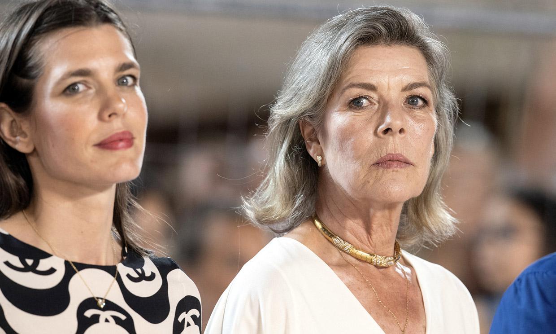 Carolina y Carlota: el estilo monegasco de madre e hija vuelve a triunfar en Montecarlo